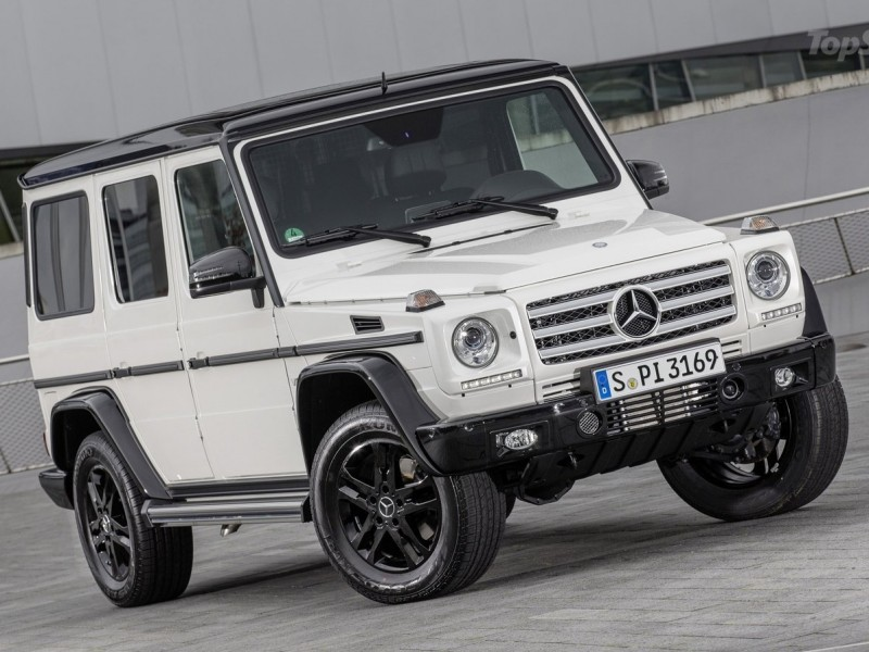 mercedes-benz-g wagon