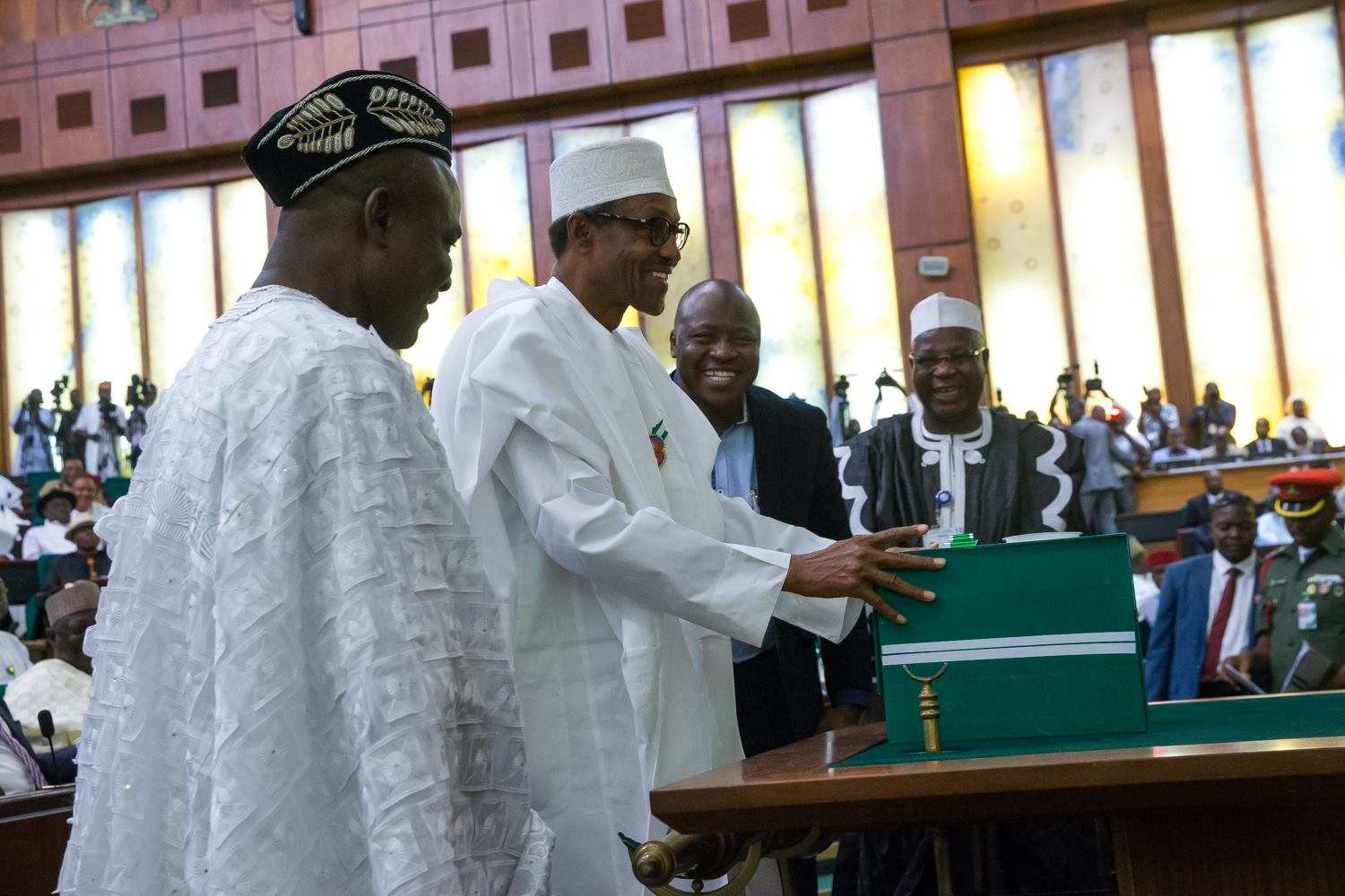 After Uproar, Buhari Tweaks 2016 Budget, Reduces Allocation for Exotic Cars By ?7 Billion