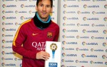 Messi Wins Spain's Player Of The Month For The First Time Ever