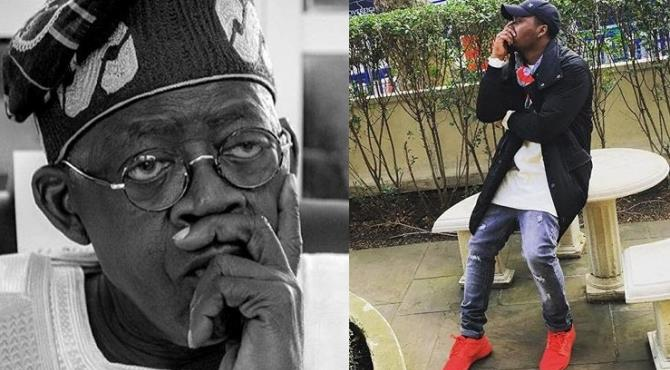 olamide strikes jagaban!